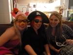 Halloween Ladies