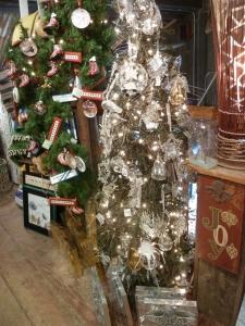 White Christmas Tre