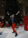 My would-be jump picture...