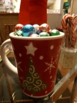 Christmas Chocolate Balls!