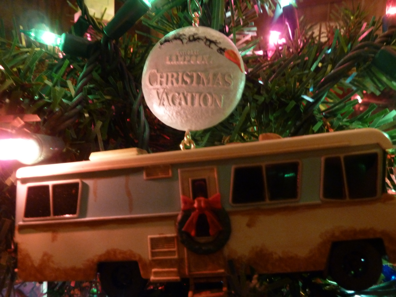 Christmas Vacation Rv.Christmas Vacation Rv Ugly Awesome