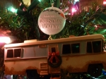 Christmas Vacation RV.