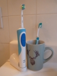 My new toothbrush!