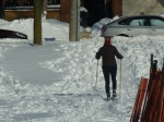 Skiing in Toronto!