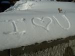 Happy Valentine's Day Snow Jamie!