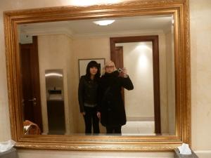 Scottish Blogger meets LA trendsetter.