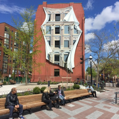 #13: Front St and Berczy Park
