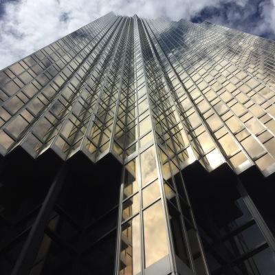 Shiny Building.